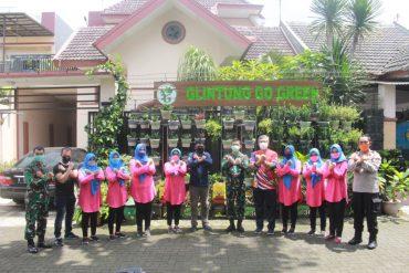 Kodim 0833 Kota Malang Turut Menjalin Sinergitas Pencegahan Penyebaran Covid 19