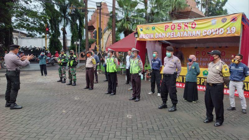 Posko Satgas Difungsikan Mencegah Penyebaran Covid-19 di Kota Malang