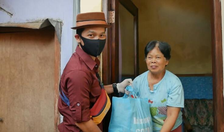 Puluhan Ribu Paket Sembako Diberikan Jatim Park Group Bagi Warga Terdampak Covid-19