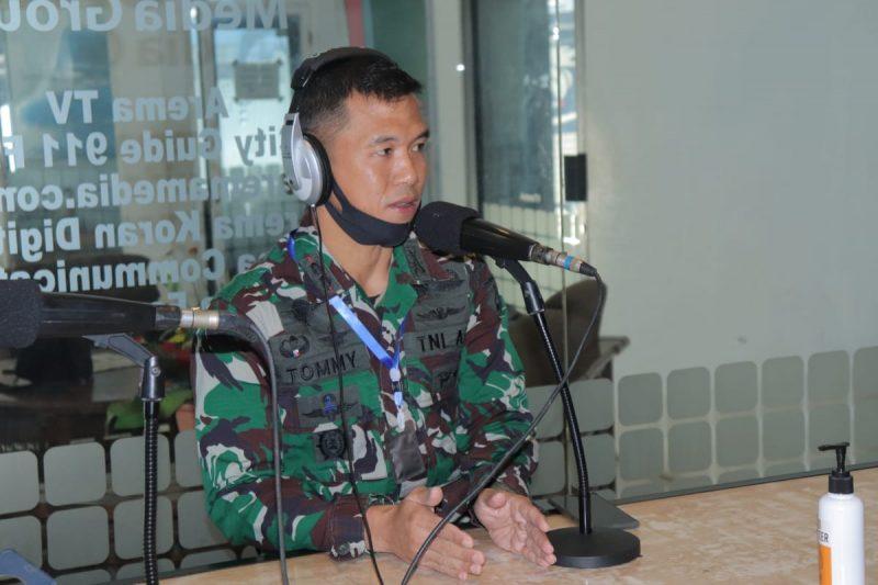 Dandim 0833 Kota Malang Berharap Peran Kampung Tangguh Bencana dalam Pandemi Covid-19