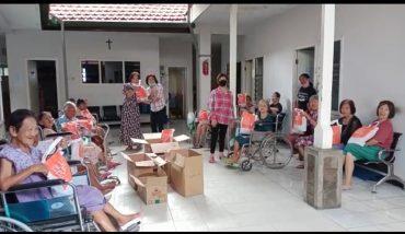 HARRIS Hotel & Conventions Malang Kembali Gelar Bakti Sosial ke Yayasan Pelayan Kasih Bethesda Malang