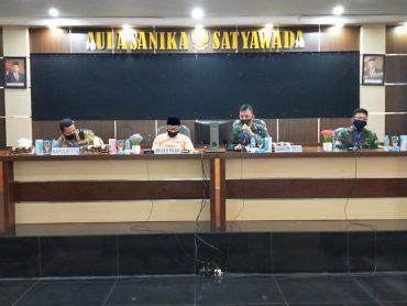 Persiapan New Normal, Forkopimda Kota Malang Gelar Rakor di Mapolresta Malang Kota