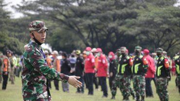 Dandim 0833 Kota Malang Berharap Masyarakat Mematuhi Protokol Kesehatan Transisi New Normal