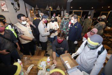 86 Orang di Rapid, 6 Orang Kedapatan Reaktif Saat Nongkrong di Sudimoro