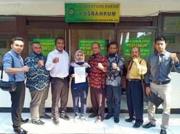 LBH Peradi Malang Raya Gugat Toko Handphone Meteor Cell