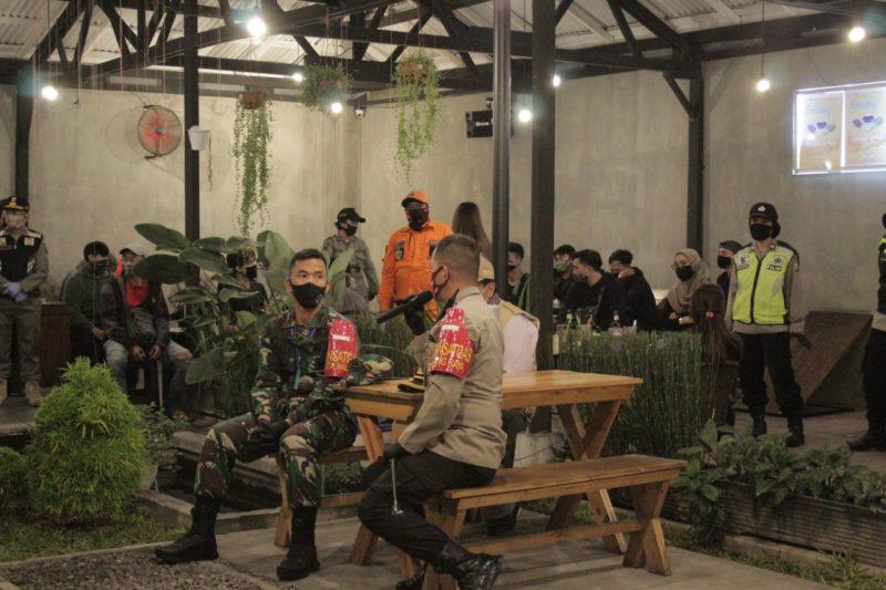 Hasil Rapid Tes Pengunjung dan Tukang Parkir Reaktif, Kopi Brewok ditutup Sementara