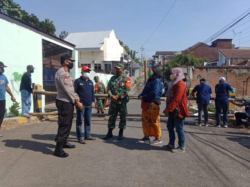 PSBB Lokal Bunulrejo Kota Malang Resmi Diakhiri