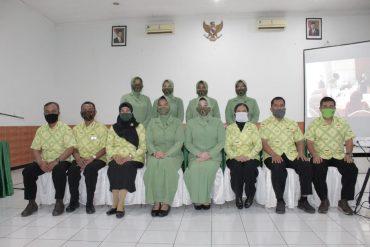 Persit Kodim 0833 Kota Malang Gelar Rapat Paripurna