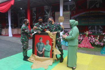 Letkol Inf Tommy Anderson Pamit Sebagai Dandim 0833 Kota Malang