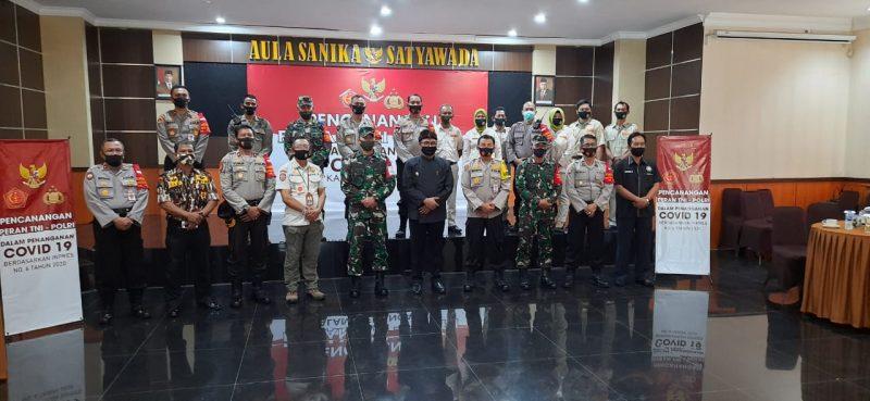 TNI Polri Siap Turut Perangi Covid 19