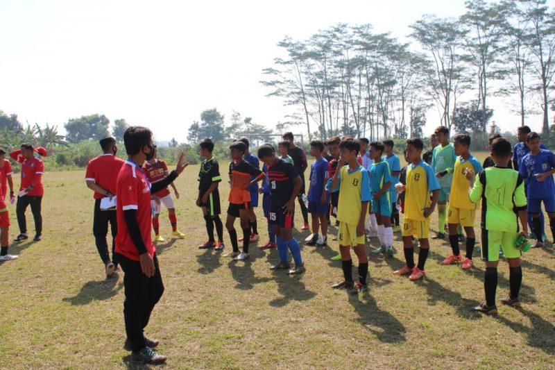 ITN Malang Fasilitasi Akademi Arema FC yang Kesulitan Dapatkan Tempat Latihan
