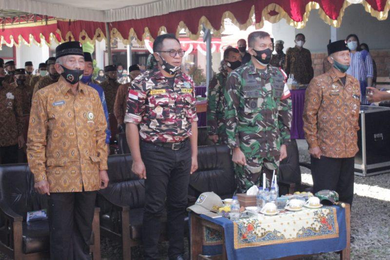 Peringati HUT Pepabri Ke 61 dan HUT FKPPI GM FKPPI Ke 42, Ketua FKPPI Minta Anggota beradaptasi di Era New Normal