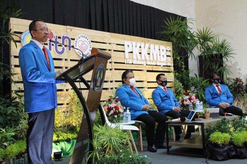 ITN Malang Gelar PKKMB Secara Daring dan Cinta Budaya Bangsa Indonesia