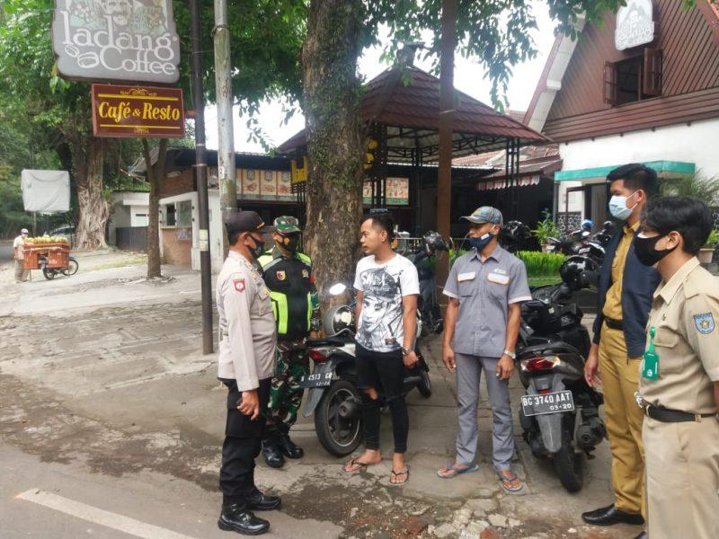 Operasi Yustisi Kembali Digelar, 5 Pelanggar Menyanyikan Lagu Indonesia Raya