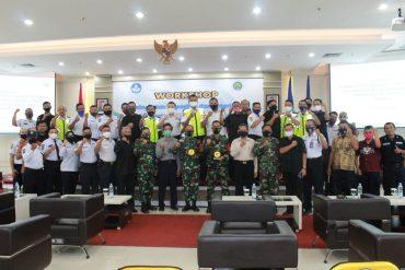 Kasdim 0833 Kota Malang Berikan Bimtek Kepada Satuan Keamanan (Satpam) Universitas Negeri Malang