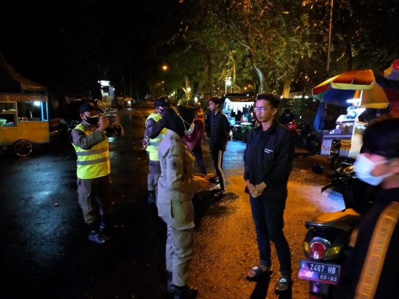Kodim 0833 Kota Malang Laksanakan Patroli Gabungan Penegakan Disiplin di Kota Malang
