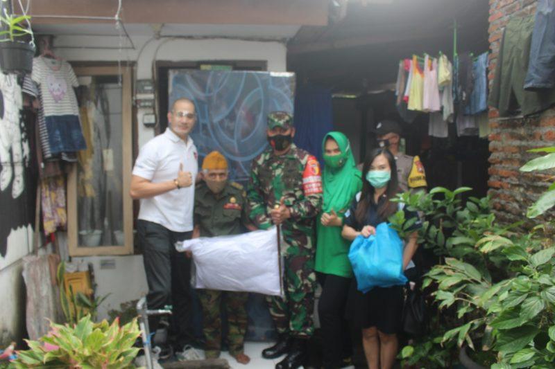 Yukata Gandeng Kodim 0833 Kota Malang Gelar Bakti Sosial