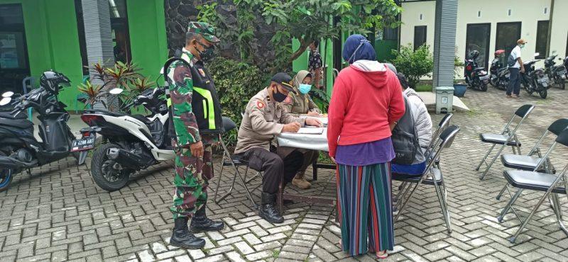 TNI Polri Terus Lakukan Operasi Yustisi