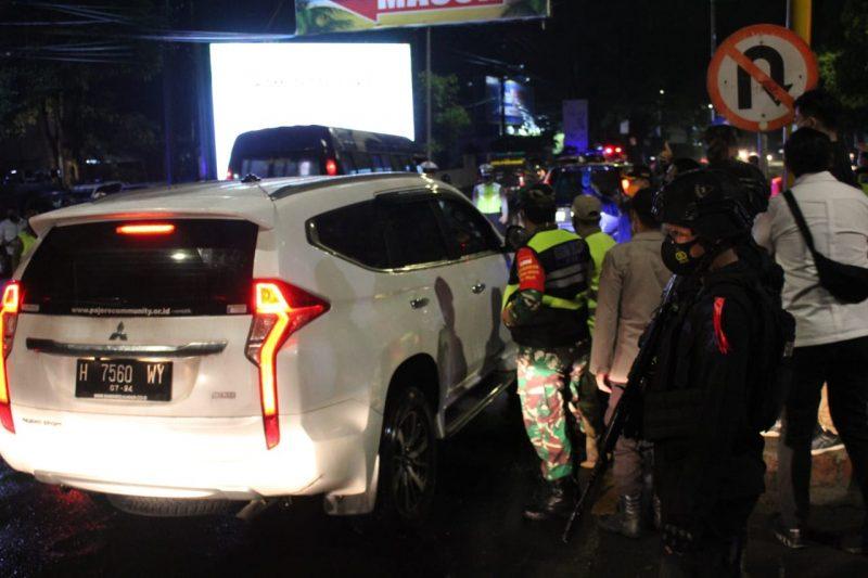 Malam Pergantian Tahun Baru Kendaraan dari Luar Kota Malang Dilarang Masuk