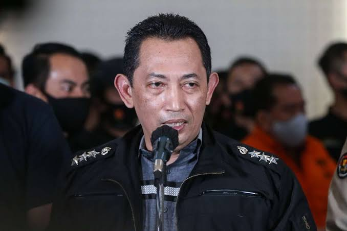 Ternyata Begini Masa Muda Sosok Calon Kapolri Pilihan Jokowi