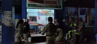 TNI, POLRI dan Aparat Pemerintahan Laksanakan Patroli Gabungan