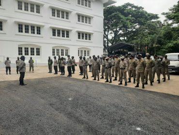 Ops Yustisi dan PPKM Kota Malang Tetap dijalankan Pasukan Gabungan TNI Polri