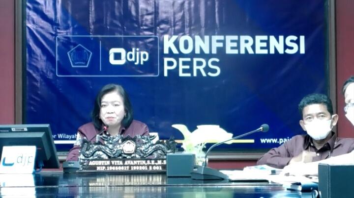 Ratusan Juta Uang Negara Ditilep, DJP Jatim III Serahkan Tersangka ke Kejaksaan