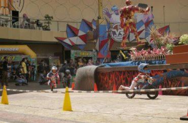 Funtech Plaza Jatim Park 3 Disulap menjadi Arena XBC Pushbike Challenge
