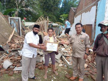Moreno Seoprapto Bergerak Cepat Bentuk Tim Relawan Bantu Korban Gempa di Kabupaten Malang