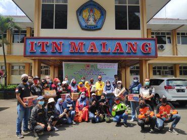 Ratusan Relawan Dukung ITN Malang Pulihkan Dampak Bencana Alam di Malang Selatan