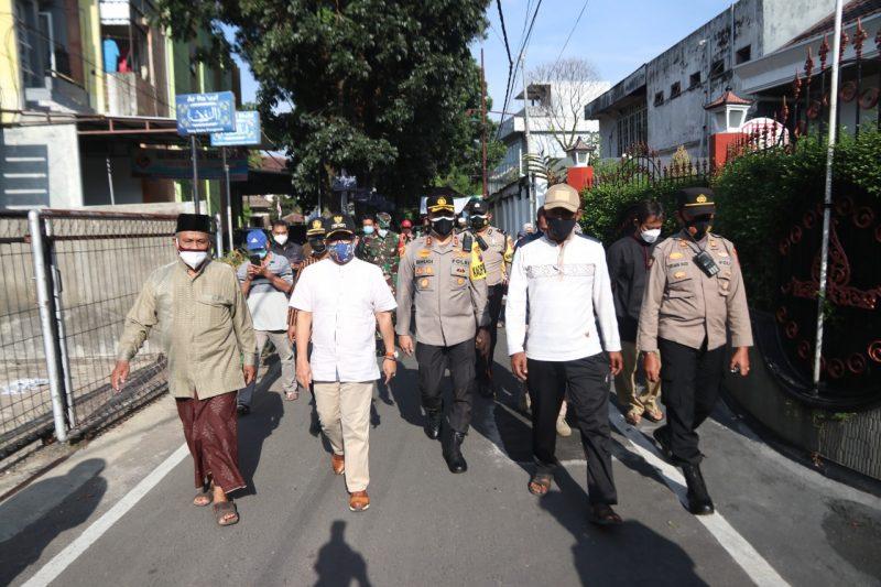 Urai Penumpukan Jenazah, Walikota Malang Perbolehkan Pemakaman Mandiri oleh Keluarga
