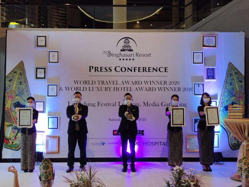 The Singhasari Resort & Convention Harumkan Nama Indonesia di Kancah Internasional